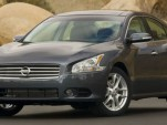 2009 Nissan Maxima unveiled in New York