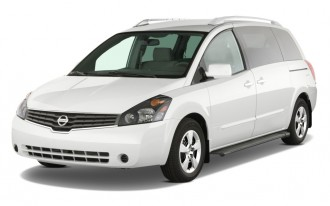 Nissan: No 2010 Quest Minivan in the Plan