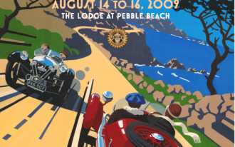 2009 Pebble Beach Concours Preview