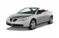 2009 Pontiac G6 2-door Convertible GT w/1SA *Ltd Avail* Angular Front Exterior View