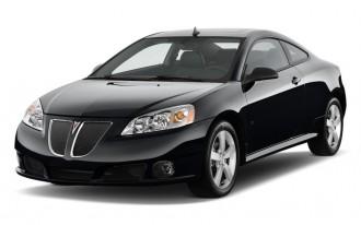 2009 Pontiac G6: Final Drive