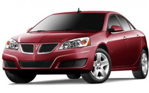 2009 Pontiac G6 w/1SB