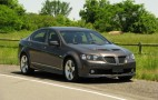 Farewell drive: 2009 Pontiac G8 GT