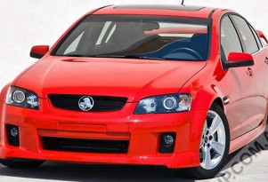 2009 Pontiac G8 Holden Commodore conversion