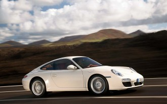Porsche 911 for '09: DSG Makes the Cut