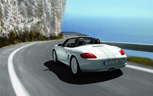 2009 Porsche Boxster S Porsche Design Edition 2