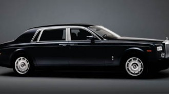 2009 Rolls-Royce Phantom EWB