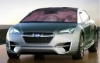 More Details For 2009 Subaru Hybrid Tourer Concept