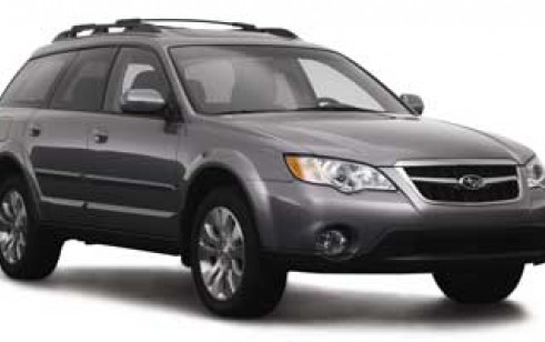 2009 subaru outback vs audi a6 volvo xc70 the car connection. Black Bedroom Furniture Sets. Home Design Ideas
