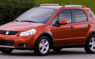 2010 Suzuki SX4 Gains SportBack Model