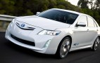 New HC-CV concept points the way to Toyota's latest Camry Hybrid
