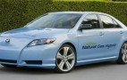 Toyota unveils CNG Camry Hybrid concept ahead of L.A. Auto Show