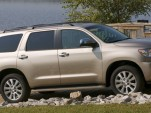 2009 Toyota Sequoia Limited SUV