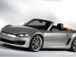 2009 volkswagen bluesport roadster concept 019