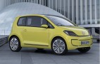 Frankfurt Auto Show: Is VW's E-Up Electric Car the Next Beetle?