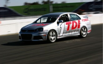 2009 Jetta TDI Cup Gets Greener Running BioDiesel