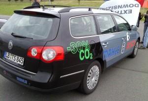 2009 VW Passat wagon test car w/Bosch-Mahle turbocharged 1.2-liter, 3-cyl engine, from WardsAuto.com