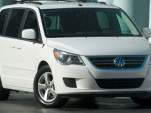 2009 Volkswagen Routan comes with college tuition voucher