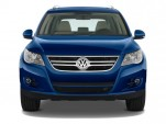 2009 Volkswagen Tiguan FWD 4-door SE Front Exterior View