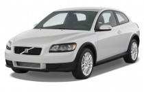2009 Volvo C30 2-door Coupe Man R-Design Angular Front Exterior View
