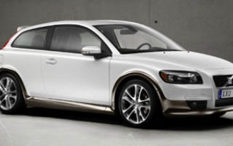 Volvo Confirms 300-HP, AWD C30