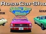 2009 yellow rose car show