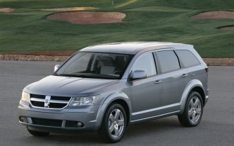 Airbag Recall: Chrysler Town & Country, Dodge Journey, Dodge Grand Caravan, Volkswagen Routan