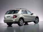 2009 Mercedes-Benz ML 450 Hybrid Preview