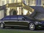 2009 Mercedes-Benz S600 Pullman