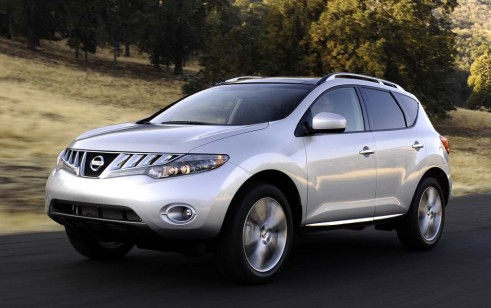 Ford Edge Vs Nissan Rogue >> 2009 Nissan Murano vs Lexus RX 350, Ford Edge, Mazda CX-7 - The Car Connection
