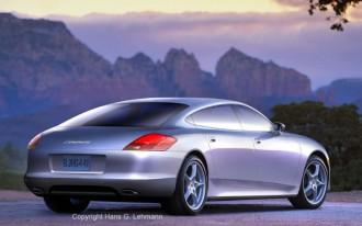 Rumor: Porsche Panamera To Be Organ Donor For VW Family Member
