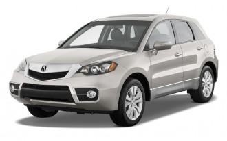 The Weeklong Test Drive: 2010 Acura RDX