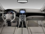 2010 Acura RL 4-door Sedan Tech/CMBS Dashboard