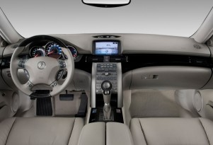 Week-Long Test Drive: 2010 Acura RL Brings Divine Comfort To Affordable Super-Luxury