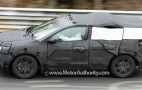 Spy shots: Acura crossover caught testing at the 'ring