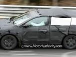 2010 Acura sports crossover spy shots