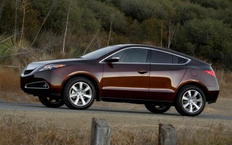 Production 2010 Acura ZDX Debuts at Orange County Auto Show