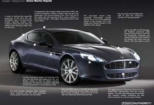 2010 Aston Martin Rapide: Design Dissection