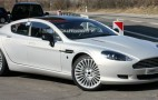 Spy shots: Undisguised Aston Martin Rapide