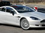 2010 Aston Martin Rapide spy shots
