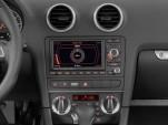 2010 Audi A3 4-door HB S tronic 2.0T FrontTrak Premium Instrument Panel
