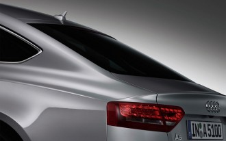 Teased: The 2010 Audi A5 Sportback