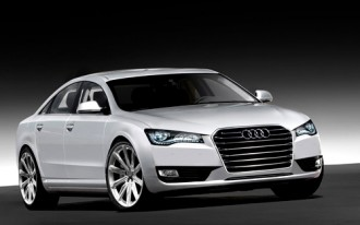 Audi's 2010 Countdown: A8, A7...and A6?