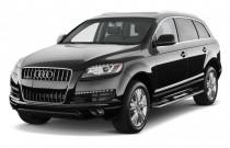2010 Audi Q7 quattro 4-door 3.0L TDI Premium Plus Angular Front Exterior View