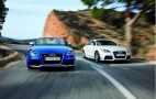 Audi's new TT RS will hit 62 mph in just 4.6 s