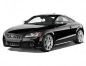 2010 Audi TTS 2-door Coupe S tronic 2.0T quattro Premium Angular Front Exterior View