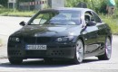 2010 BMW 3-Series Convertible Facelift spy shots