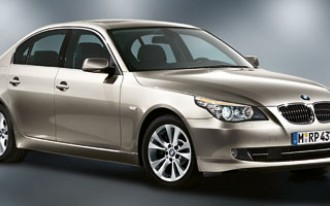 2008-2010 BMW 5-Series & M5 Recalled For Electrical Problem