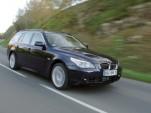 2010 BMW 5-Series Sports Wagon