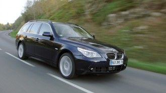 2010 BMW 5-Series Sports Wagon